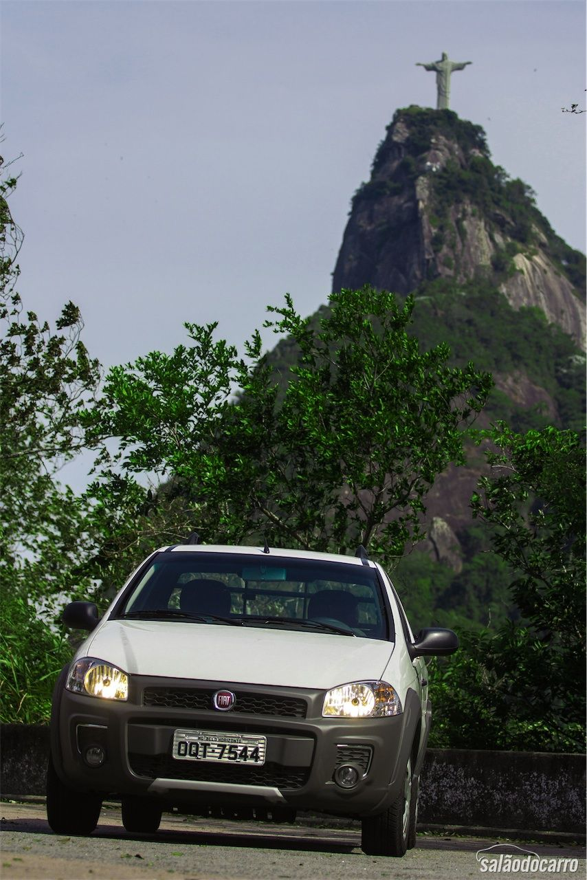 Fiat Strada Working Cabine Simples