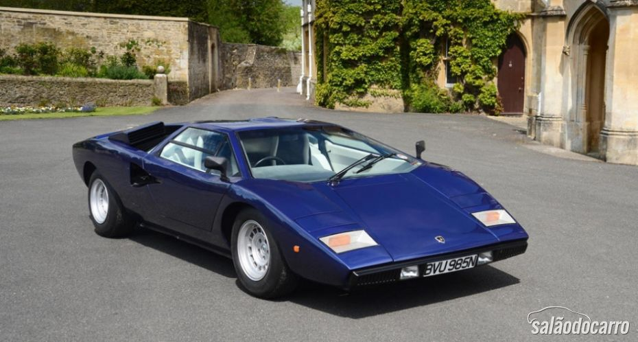 Lamborghini Countach 1975