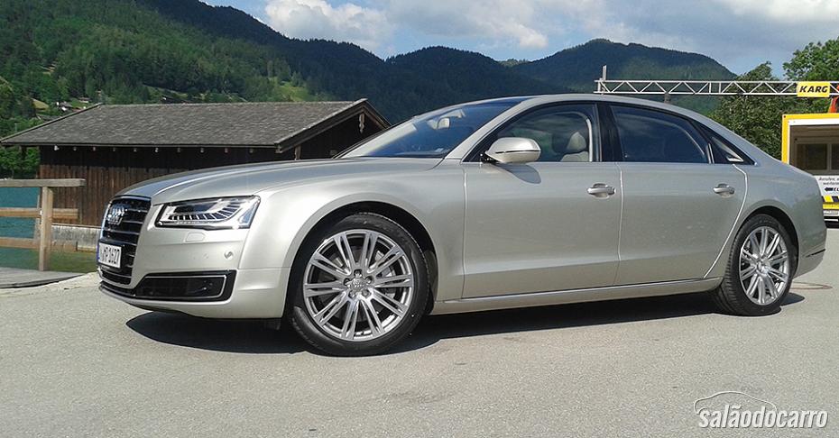 Audi S3 e A8L