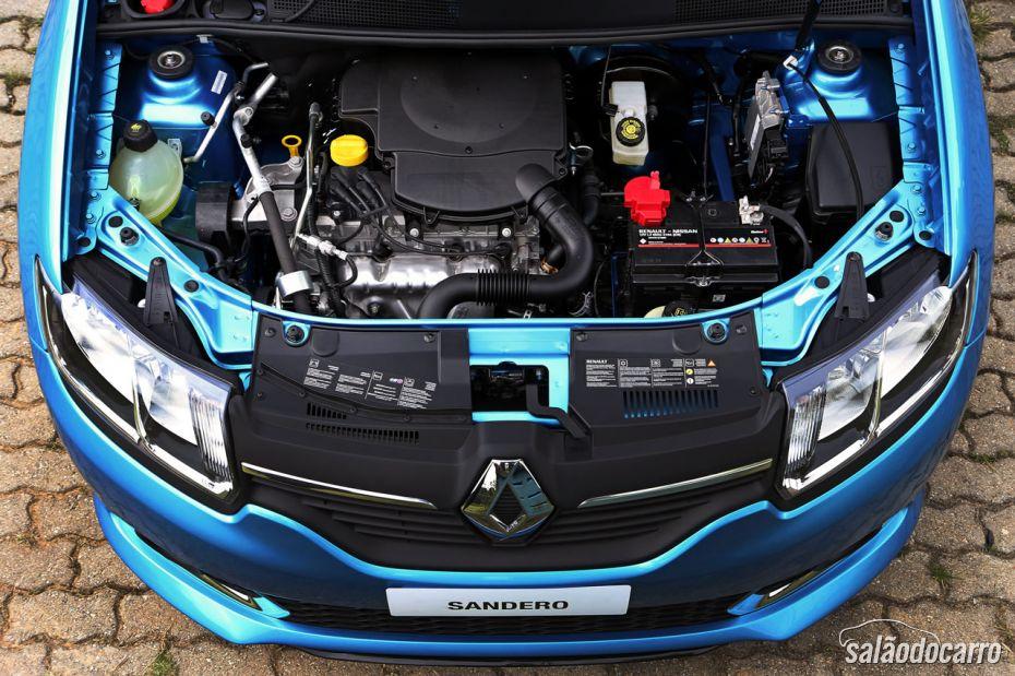 Renault Sandero - Foto 8