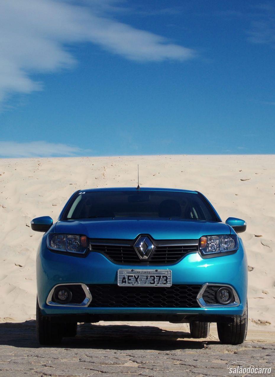 Novo Renault Sandero