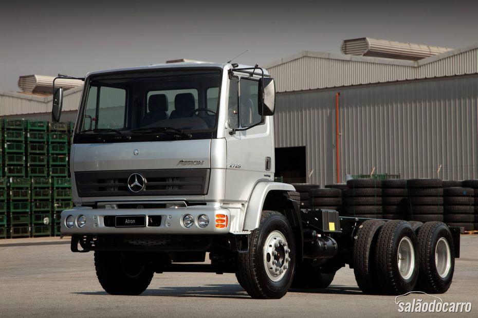 Mercedes-Benz Atron 2729