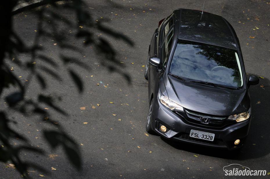 Honda Fit EX - Foto 1