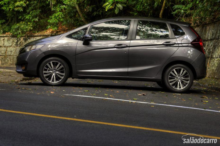 Honda Fit EX - Foto 2