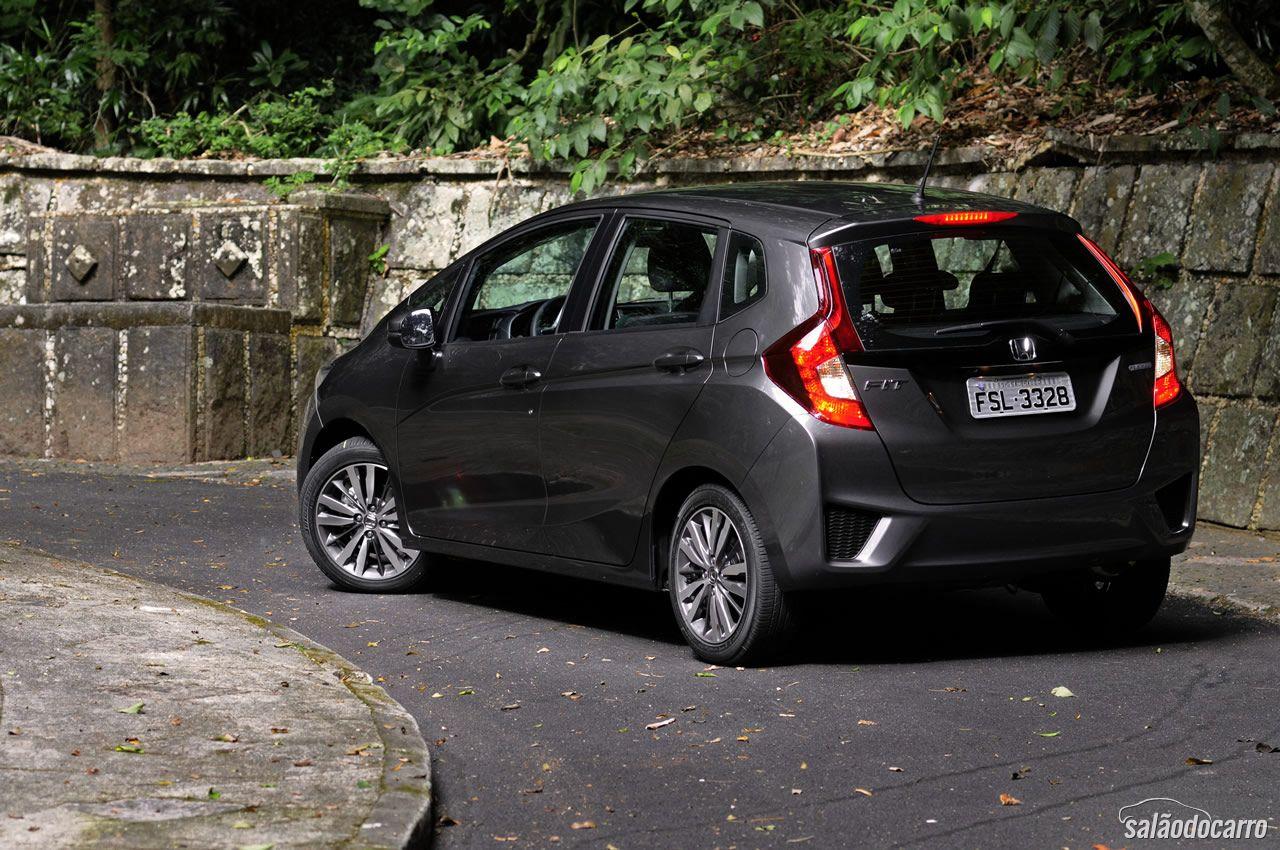 Honda Fit EX   Foto 3 ...
