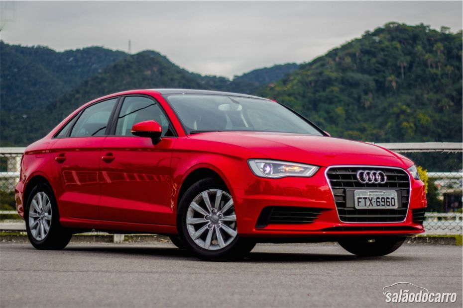 Audi A3 Sedan Attraction 1.4 TFSI - Foto 2