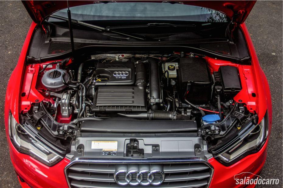 Audi A3 Sedan Attraction 1.4 TFSI - Foto 7