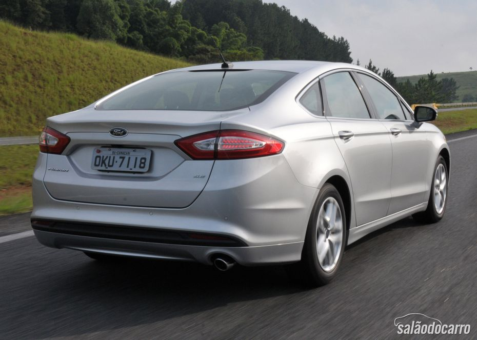Ford anuncia recall para Novo Fusion