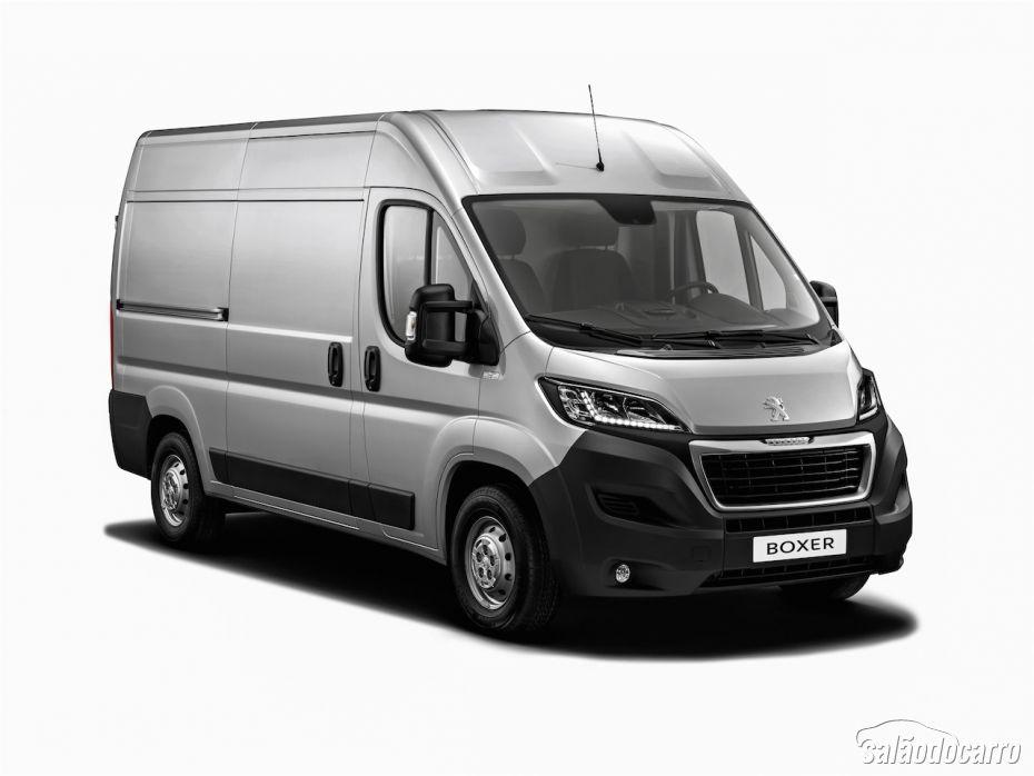 Novo Peugeot Boxer - Foto 1