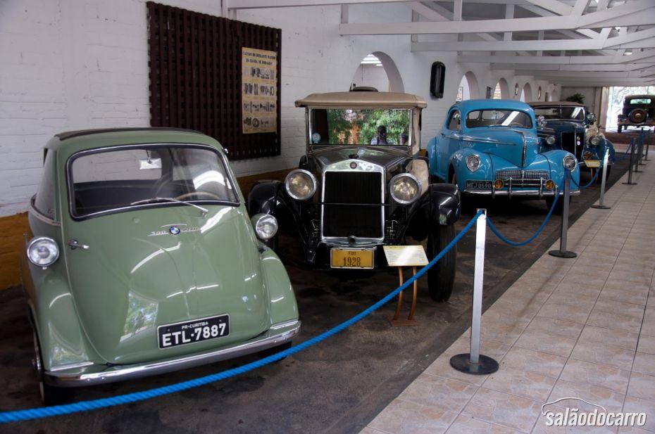 Melhores museus de automóveis do Brasil