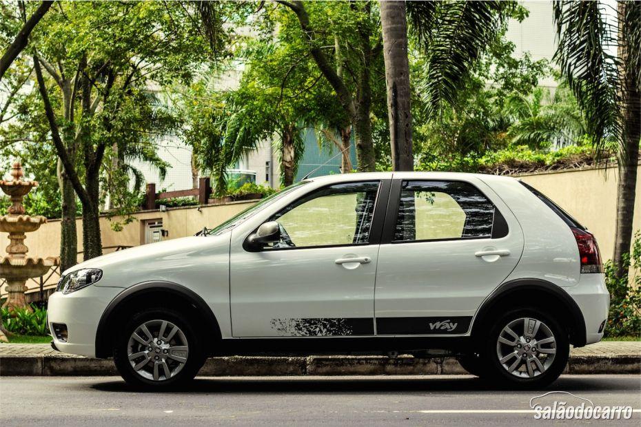 Fiat Palio Way - Foto 1