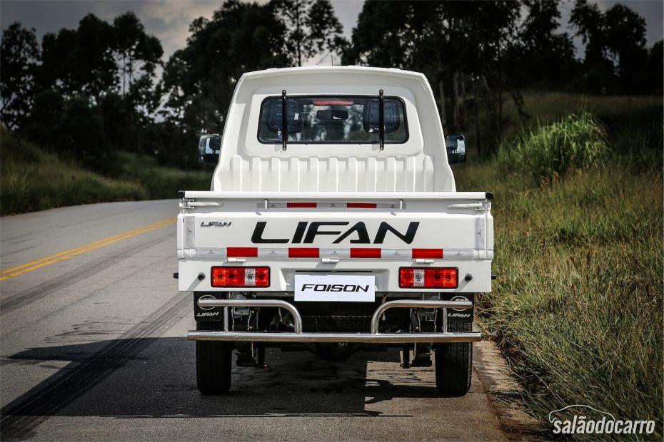 Lifan Foison - Foto 5