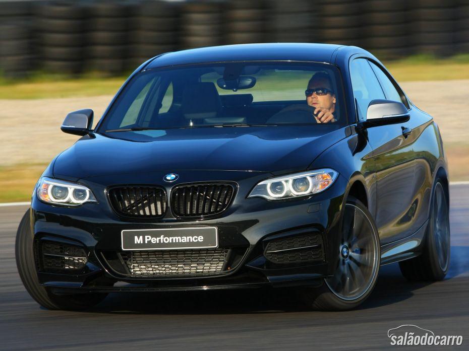 BMW apresenta a Track Edition do M235i Coupé