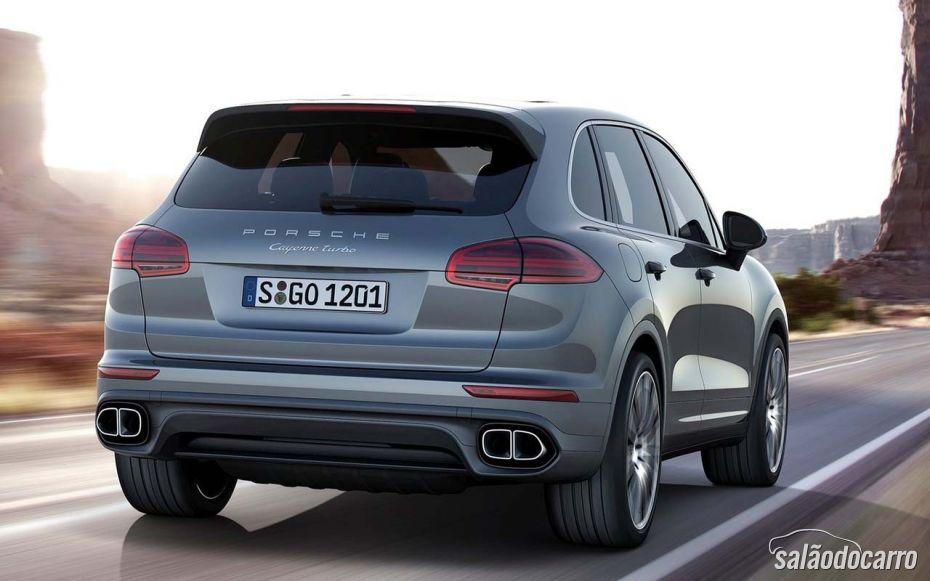 Novo Porsche Cayenne é lançado e chegará ao Brasil em 2015