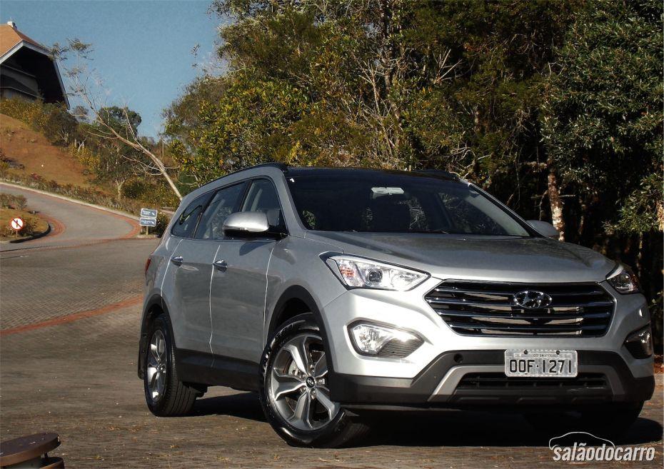 Design Fluido, padrão na nova linha de modelos da Hyundai