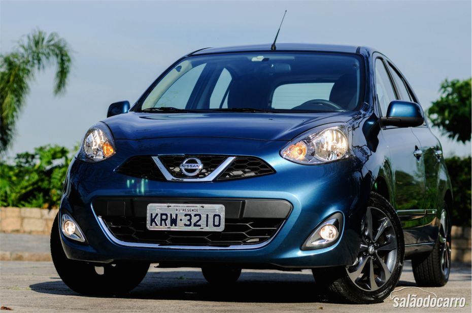 Nissan New March - Foto 1