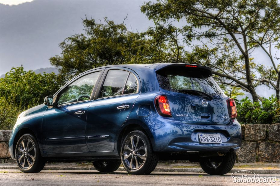 Nissan New March - Foto 2