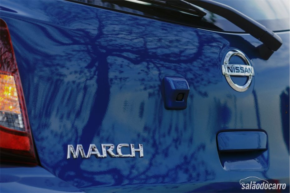Nissan New March - Foto 4