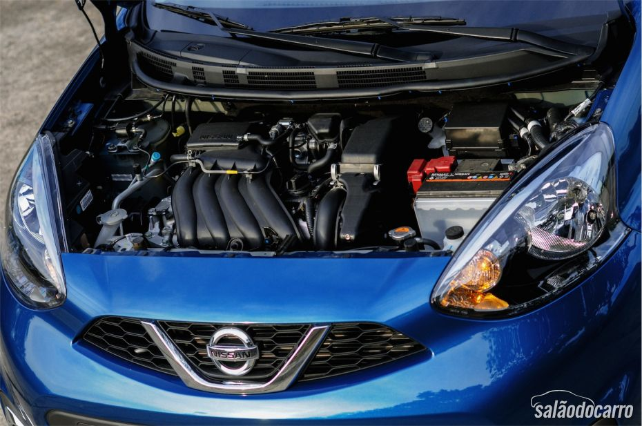 Nissan New March - Foto 5
