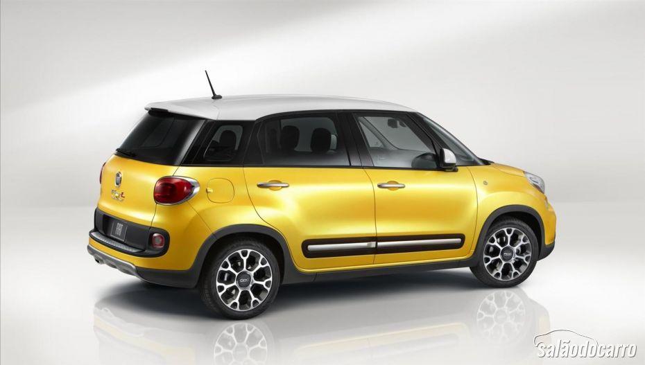 Fiat 500L reprova em teste da IIHS