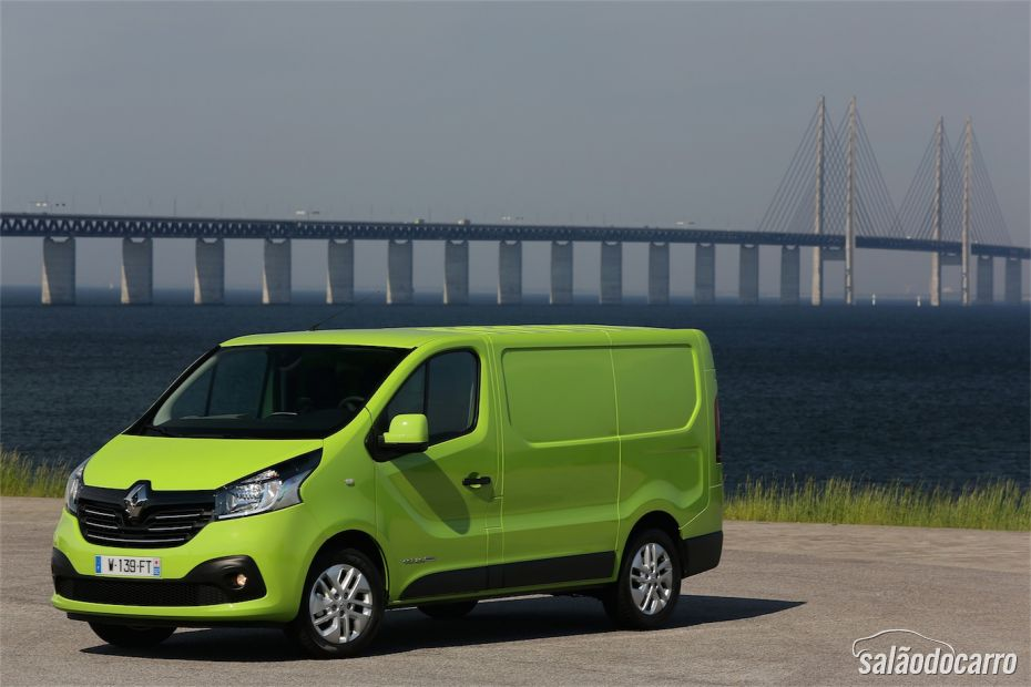 Renault Trafic - Foto 1