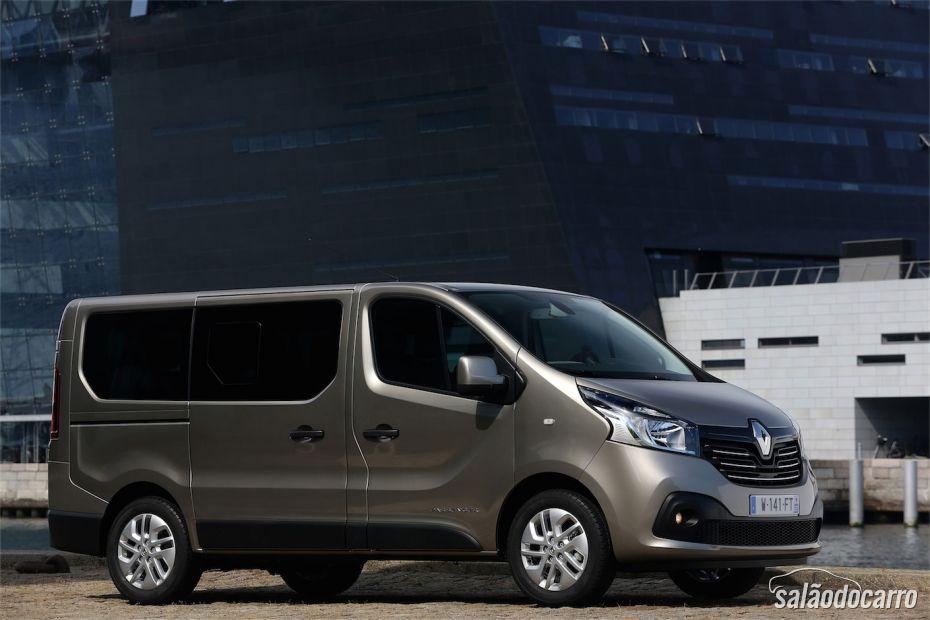 Renault Trafic - Foto 3