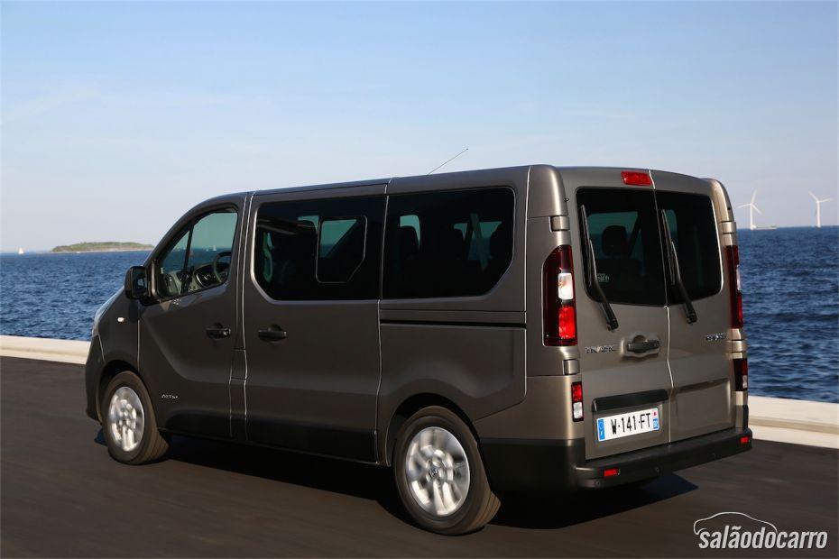 Renault Trafic - Foto 4