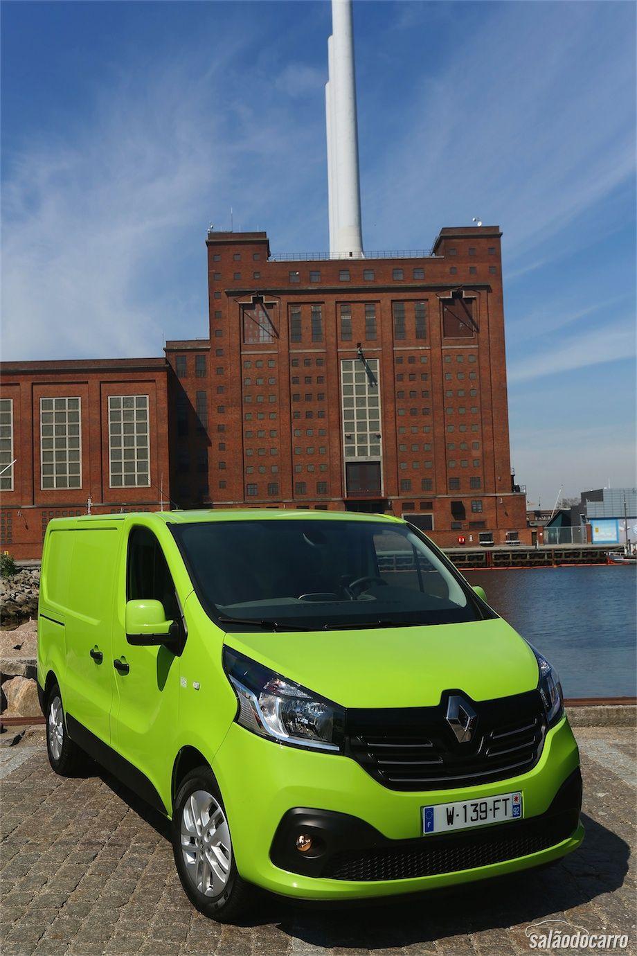 Novo Renault Trafic