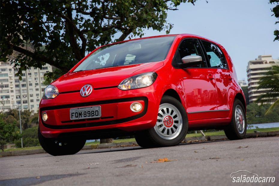 Volkswagen Red Up! I-Motion - Foto 1