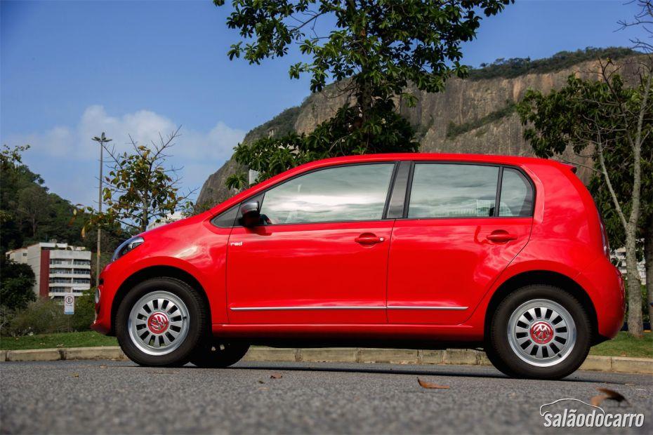 Volkswagen Red Up! I-Motion - Foto 2