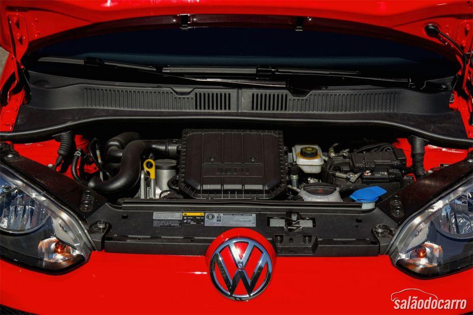 Volkswagen Red Up! I-Motion - Foto 5