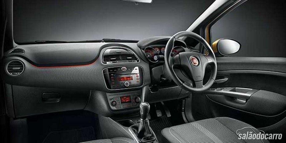 Fiat Punto Evo India