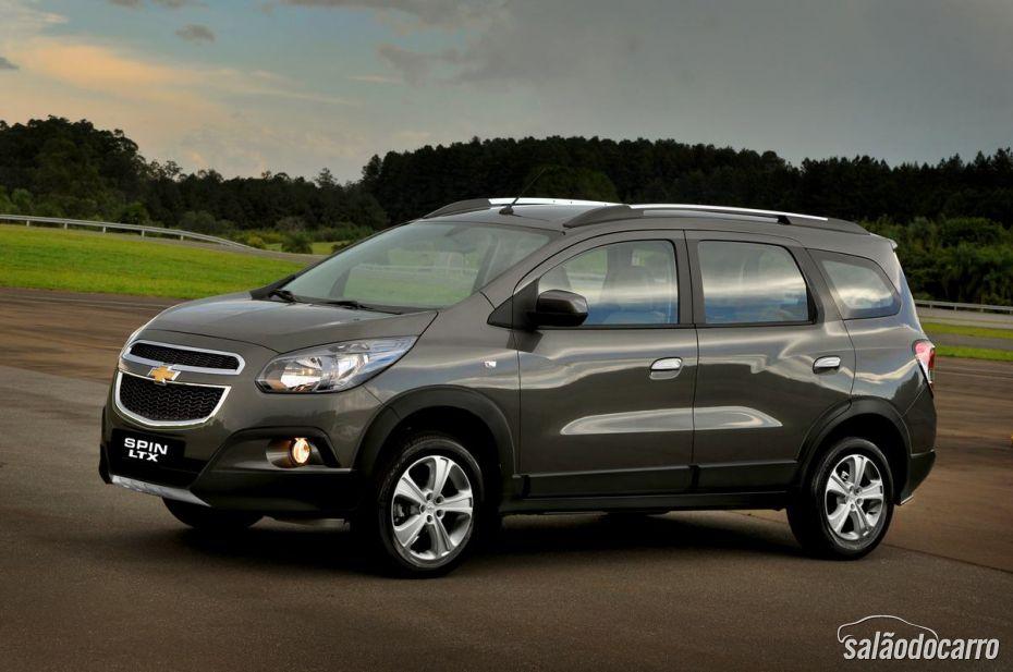 Chevrolet anuncia recall de Cobalt e Spin