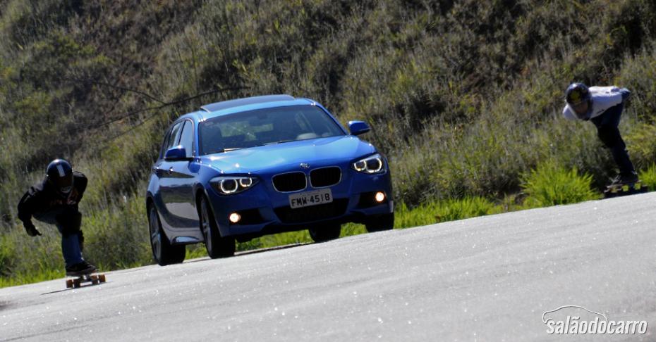 BMW anuncia mais 3 modelos com motor Flex