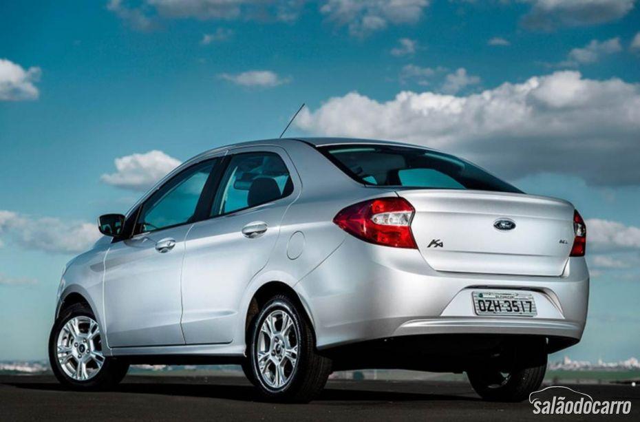 Novo Ford KA+