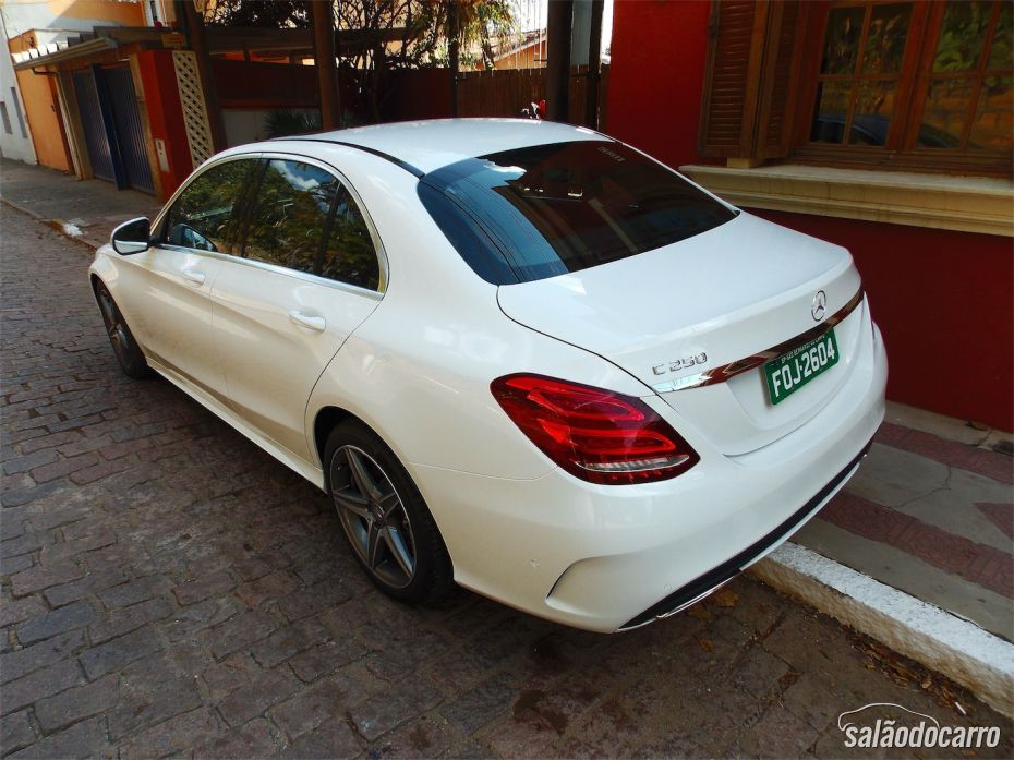 Mercedes-Benz C 250 - Foto 3