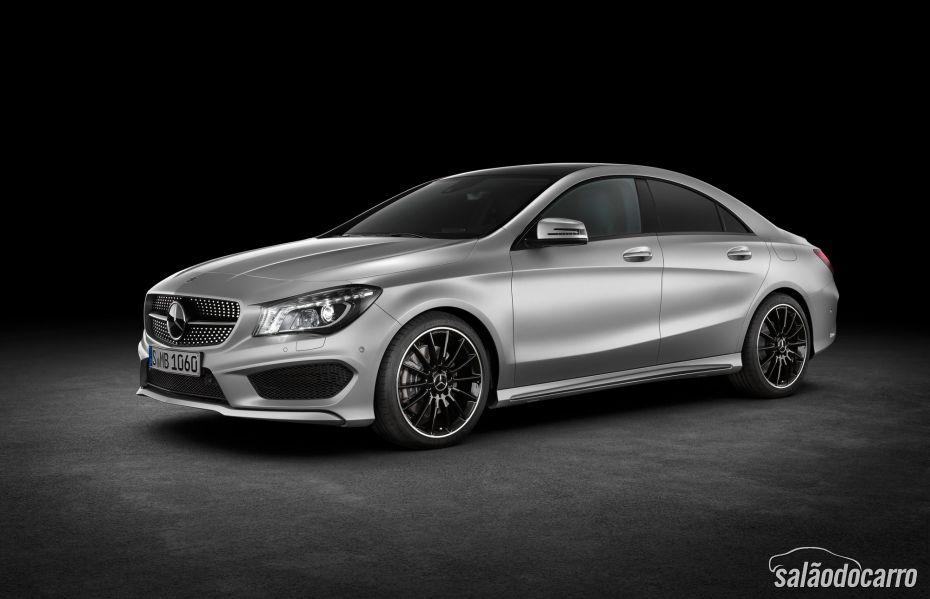 Mercedes-Benz terá 10 lançamentos até 2015