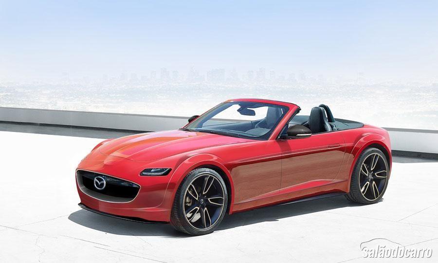 Mazda MX-5 celebra 25 anos de História