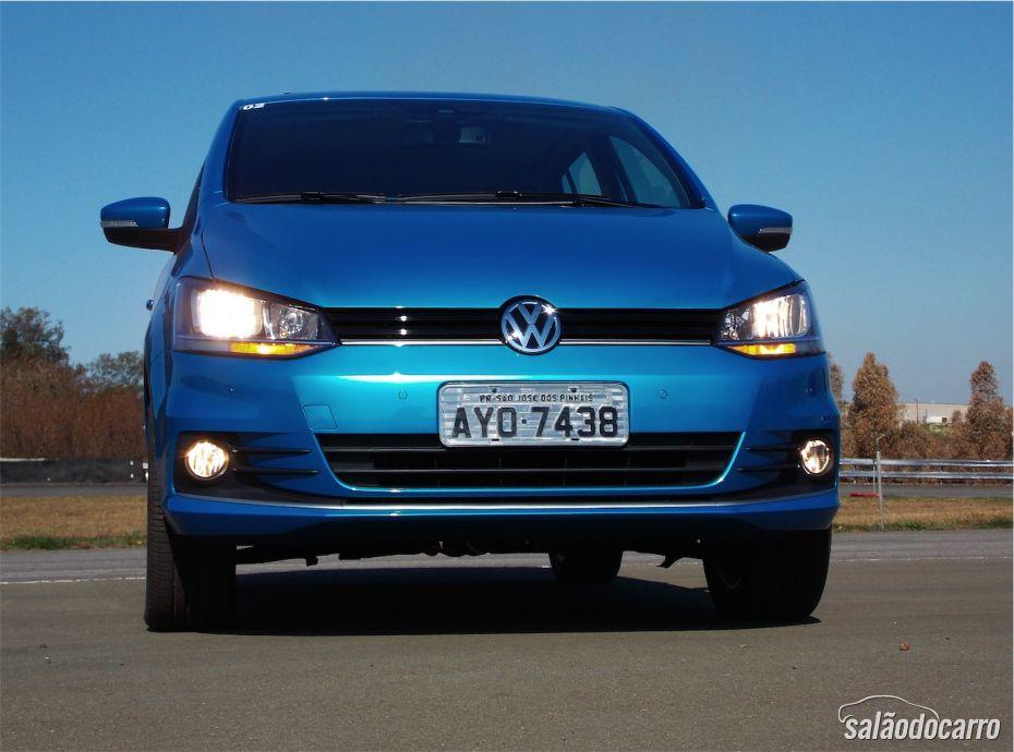 Novo Volkswagen Fox, herda alguns elementos do Golf