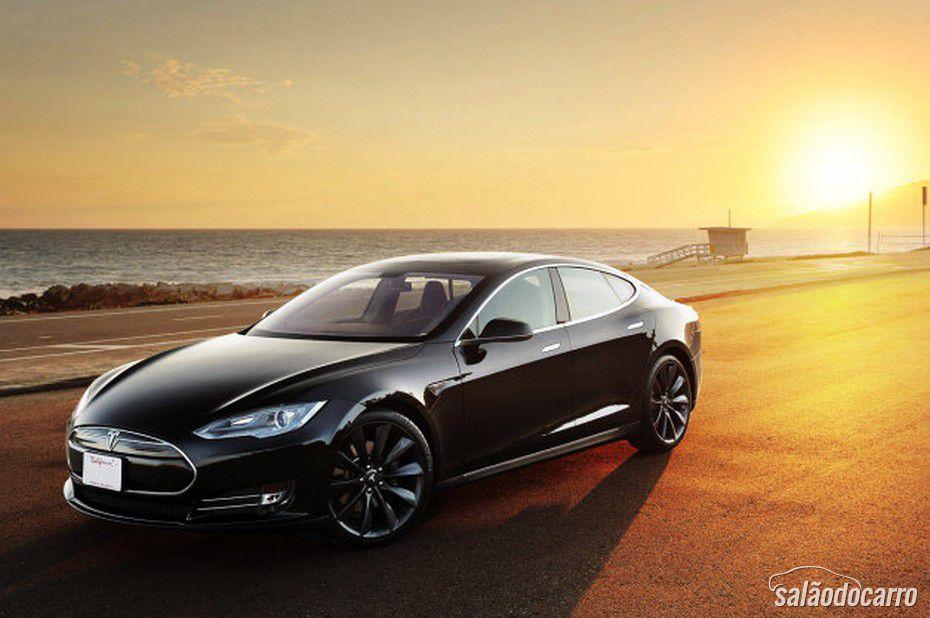 Tesla inova: motor do Model S tem garantia infinita