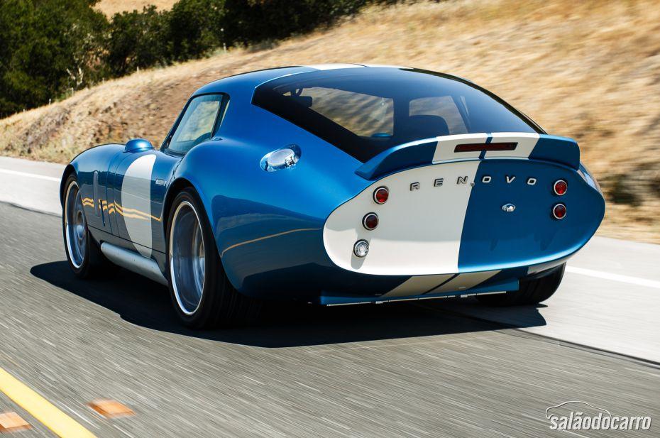 Renovo Coupe é um dos esportivos elétricos mais potentes