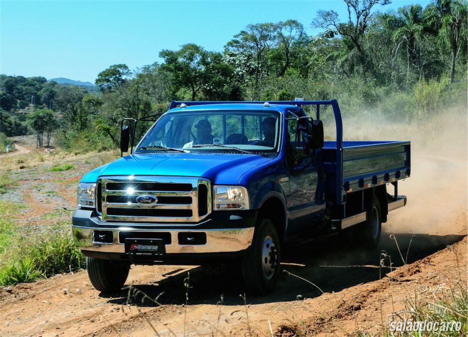 Ford F4000 - Foto 2