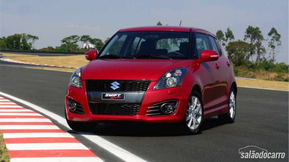 Suzuki Swift Sport - Foto 1