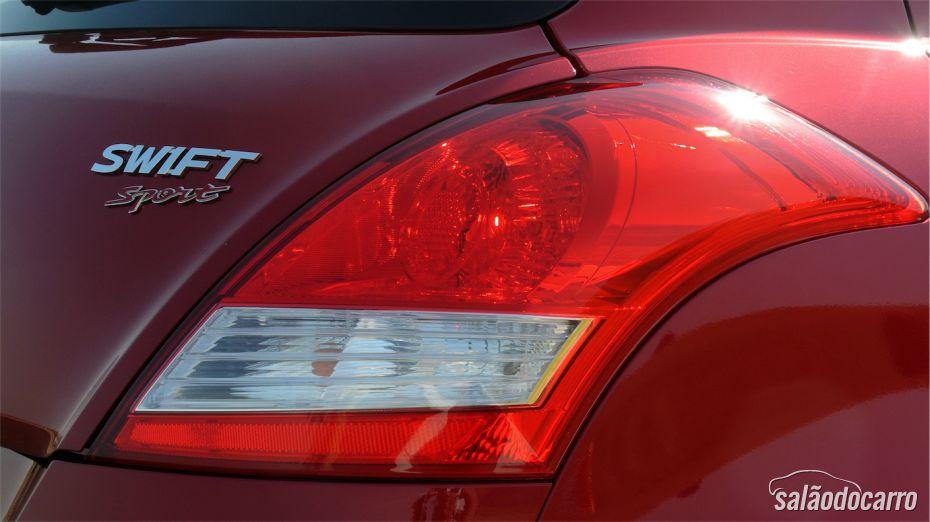 Suzuki Swift Sport - Foto 4