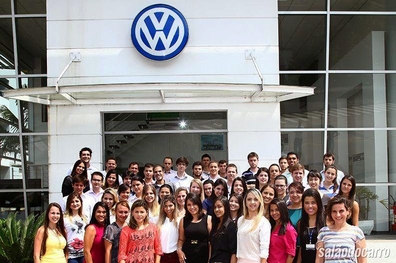 Volkswagen Programa de Estágio para 2015