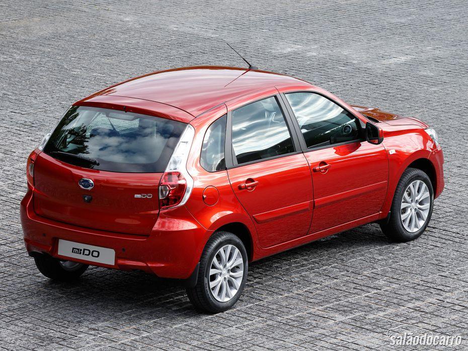 Datsun revela o hatch mi-DO na Rússia