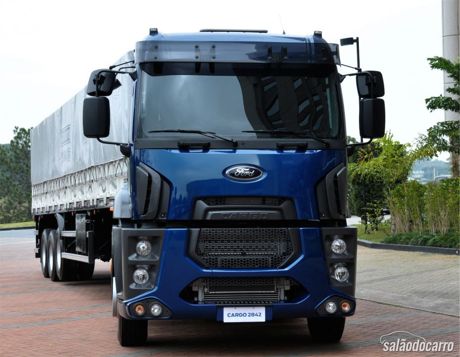 Ford Cargo 2842 6X2