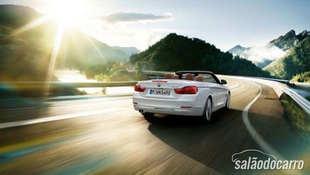 BMW 428i Cabrio virá ao Brasil por R$ 239.950