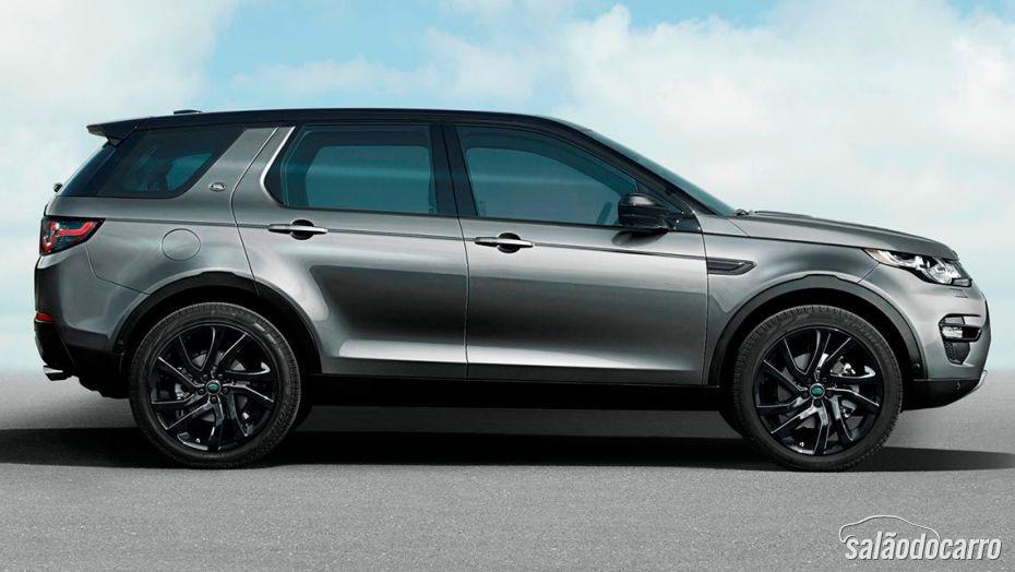 Land Rover lança novo Discovery Sport na Europa