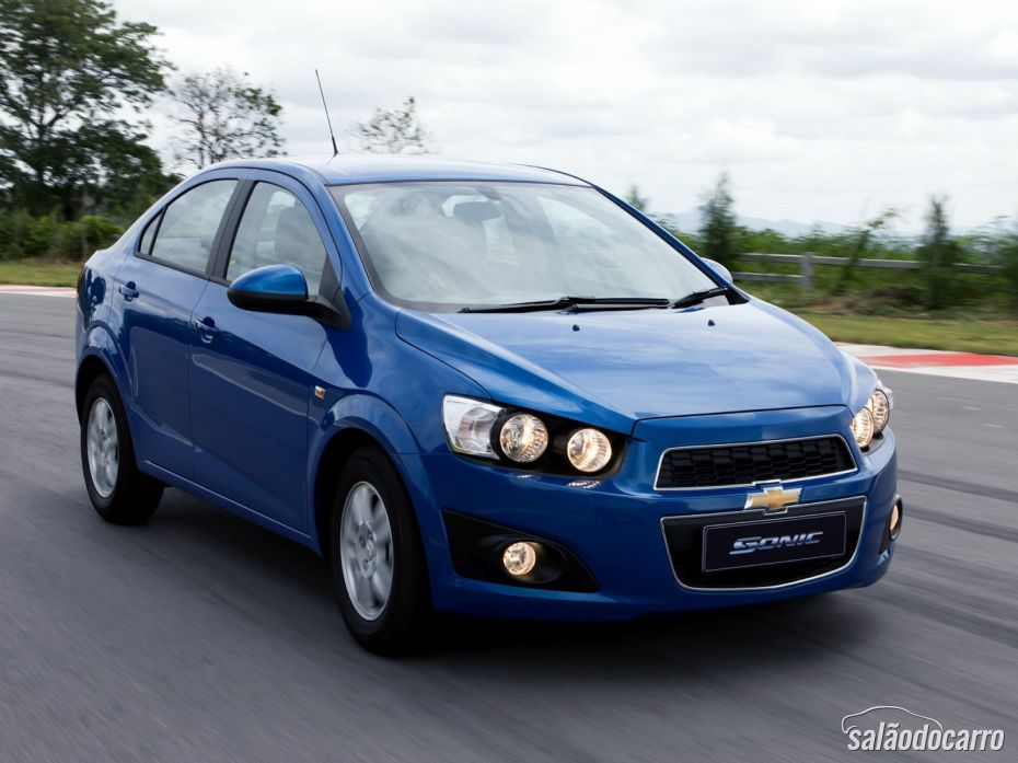 Chevrolet Sonic e Agile